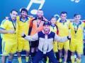 Украинские бездомные стали вице-чемпионами мира по футболу