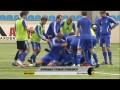 Видео драки на тренировке Динамо-2