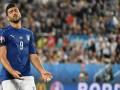 Форвард сборной Италии будет наказан за то, что не пожал руку тренеру