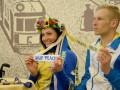 Спортсмены-инвалиды прошли по Крещатику маршем за мир