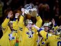 Сине-желтое счастье. Швеция выиграла домашний чемпионат мира (ФОТО)