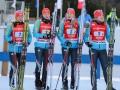 Сборная Украины выиграла у россиянок в биатлонном Кубке наций