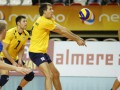 Украинские волейболисты уступили России в финале Универсиады