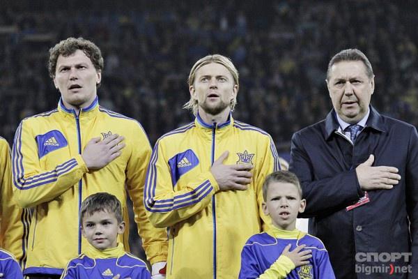 Сборная Украины уже к следующему матчу может получить нового тренера
