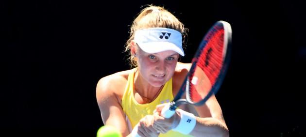 Ястремская проиграла Серене Уильямс на Australian Open