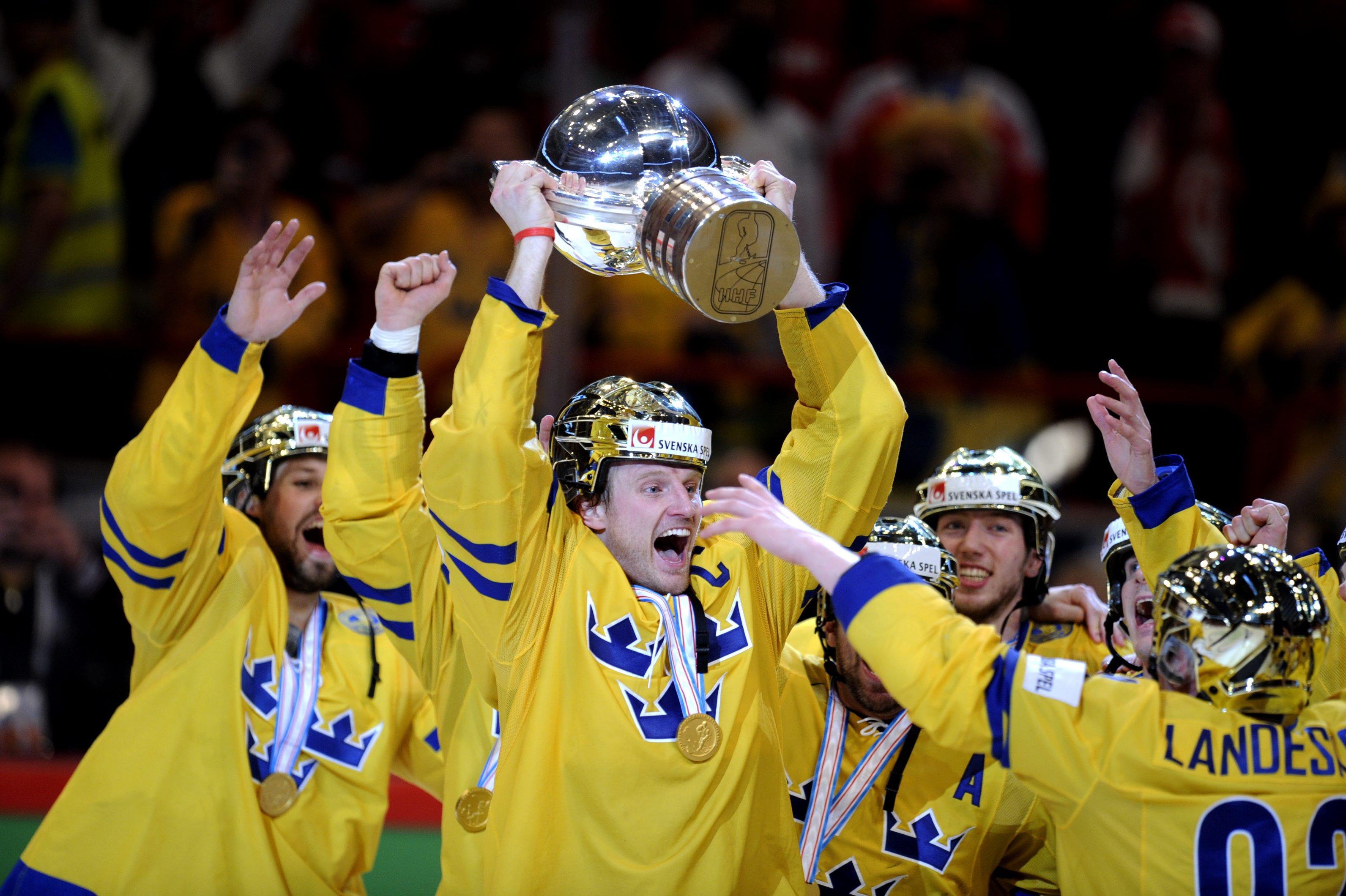 Швеция выиграла домашний чемпионат мира