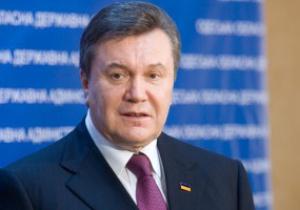 Янукович поздравил Будивельник с победой в финале баскетбольной Суперлиги