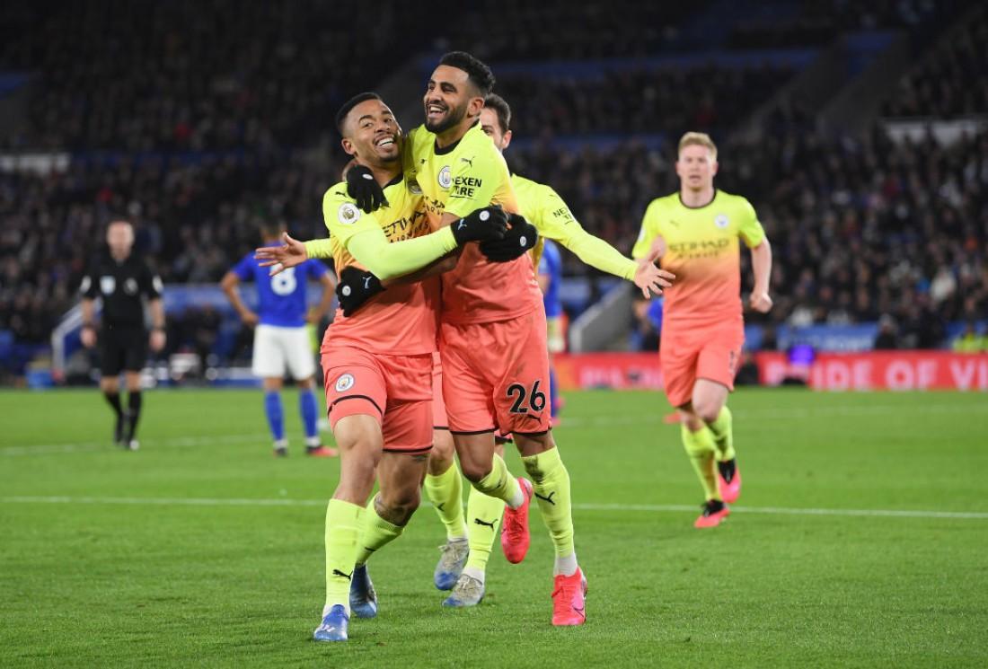Лестер - Манчестер Сити: видео гола и обзор матча