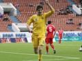 Игрок сборной Украины признан лучшим нападающим Кубка Содружества