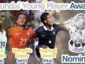 Погба, Депай и Варан претендуют на звания лучшего молодого игрока ЧМ-2014