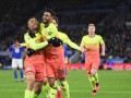 Лестер - Манчестер Сити 0:1 видео гола и обзор матча АПЛ