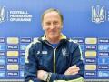 Петраков определился со своими ассистентами в сборной Украины
