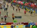Кровавый финиш. ВИДЕО взрыва во время марафона в Бостоне