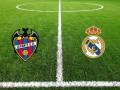 Леванте - Реал Мадрид 1:3 трансляция матча чемпионата Испании