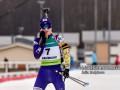 Семеренко - в топ-10 масс-старта в Нове-Место, Экхофф одержала уверенную победу