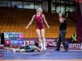 Две украинки стали чемпионками Европы по борьбе