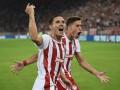 Лига чемпионов: Олимпиакос разгромил Краснодар, Русенборг уступил Динамо Загреб