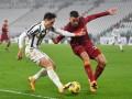 Ювентус обыграл Рому в матче чемпионата Италии