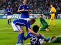 Спортинг - Шальке - 4:2: Видео голов матча Лиги чемпионов