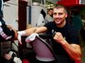 Гвоздик может провести первую защиту титула в бою против французского боксера