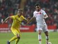 В матче с Турцией средний возраст стартового состава сборной Украины составил 23 года