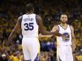 НБА: аллей-уп Карри на Дюранта – лучший момент сезона от Голден Стэйт