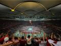 Матч-открытие чемпионата мира по волейболу собрал 62 тысячи болельщиков