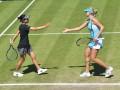 Людмила Киченок прошла в полуфинал парного турнира WTA в Ноттингеме