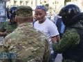 В центре Киева милиция задержала фаната из Польши