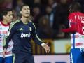 Реал безвольно уступает в Гранаде