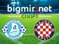 Хайдук – Днепр текстовая трансляция матча Лиги Европы