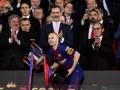 Президент Барселоны - о Иньесте: Каждый отец хотел бы такого сына
