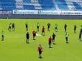 20 игроков Фейенорда во главе с Куманом готовятся к матчу с Динамо