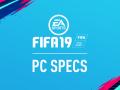 EA анонсировала системные требования FIFA 19