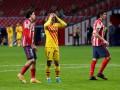 Барселона проиграла Атлетико перед поездкой в Киев