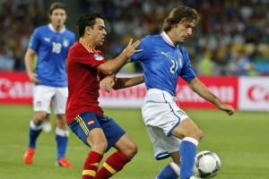 Хави: Мы полностью переиграли Италию