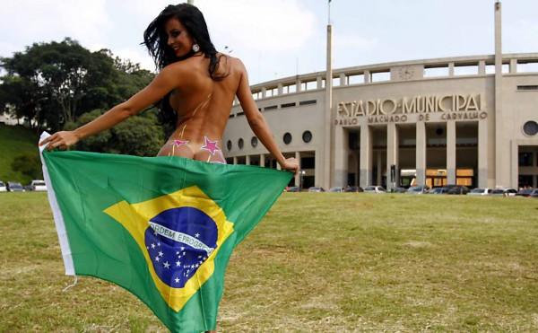 Секс символ бразили