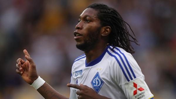 Мбокани забил гол в первой официальной игре за Динамо и принес ничью своей команде