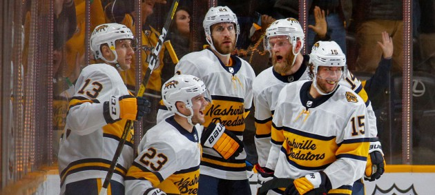 НХЛ: Питтсбург разгромил Детройт, Анахайм не оставил шансов Ванкуверу