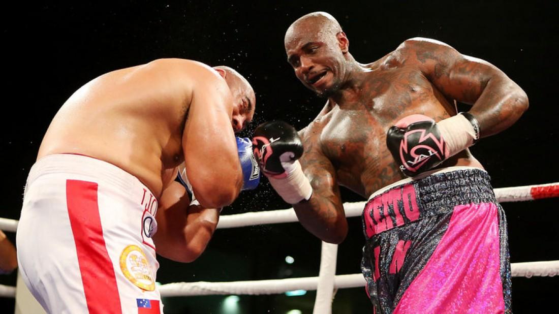 Ортис победил Скотта изавоевал титул интерконтинентального чемпиона WBA