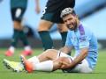 Агуэро пропустит матч Кубка Англии против Челси