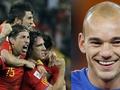 Нидерланды - Испания. Большой финал