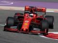 Феттель стал победителем второй практики в Бахрейне