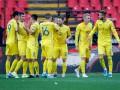 Определились потенциальные соперники сборной Украины на Евро-2020