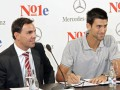 Джокович стал лицом Mercedes-Benz