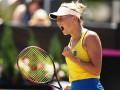 Костюк стала рекордсменкой украинского тенниса