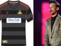 Участник группы One Direction создал дизайн формы клуба третьего дивизиона Англии
