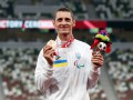 Украинские паралимпийцы выиграли еще три медали Игр в Токио