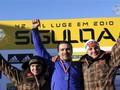Россиянин выиграл Чемпионат Европы по санному спорту