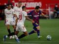 Барселона потеряла очки в матче с Севильей